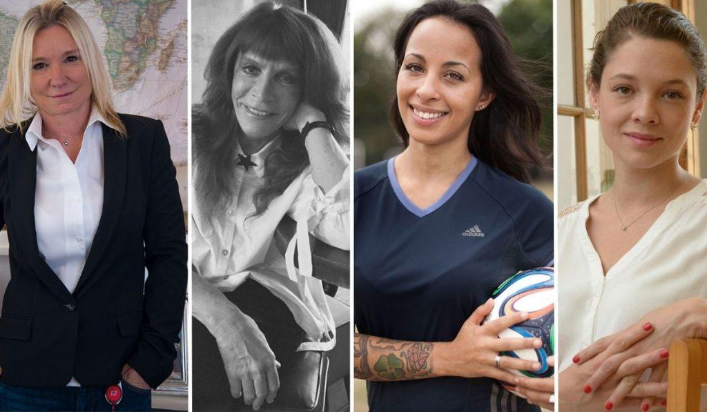 hermosas y exitosas mujeres argentinas