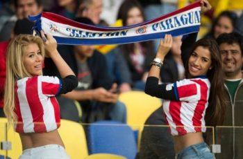 Como son las mujeres paraguayas