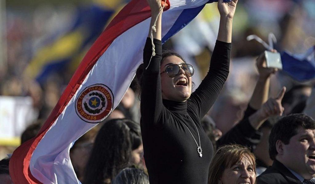Hermosas mujeres paraguayas