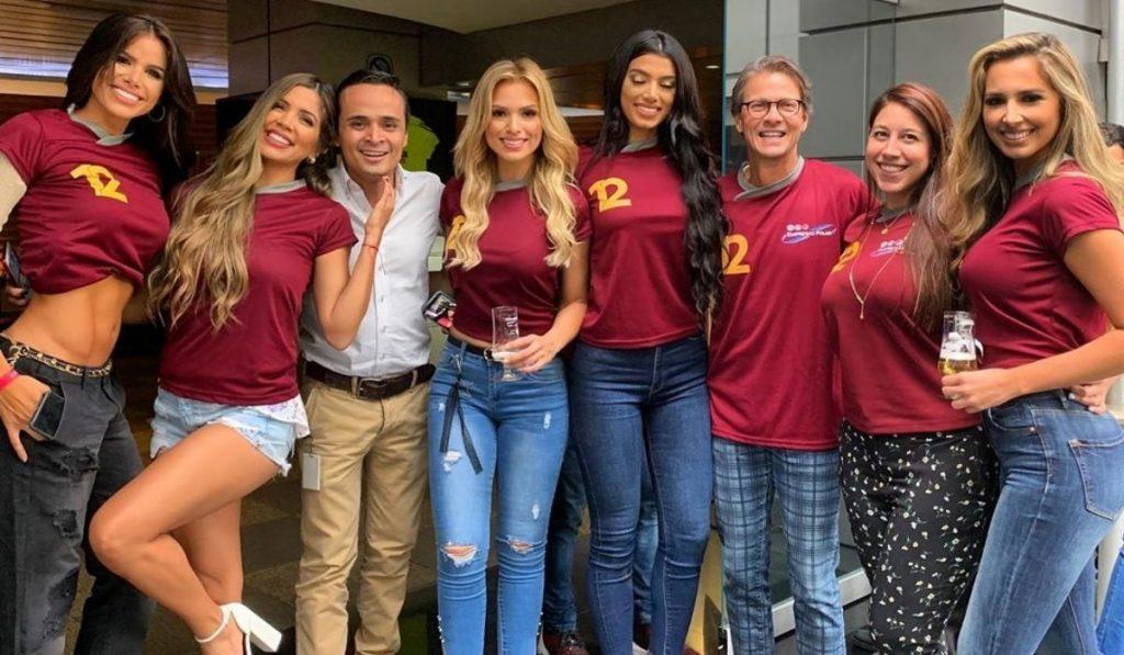 La belleza de las mujeres venezolanas