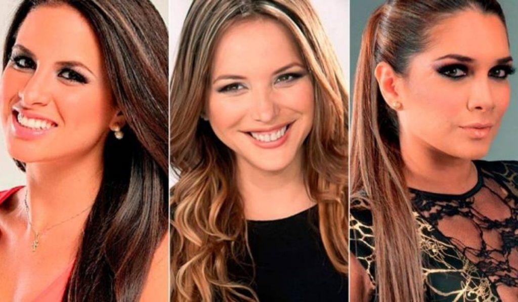 Las mas hermosas mujeres ecuatorianas